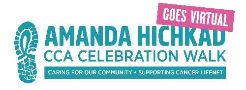 8th Annual Amanda Hichkad CCA Virtual Celebration Walk